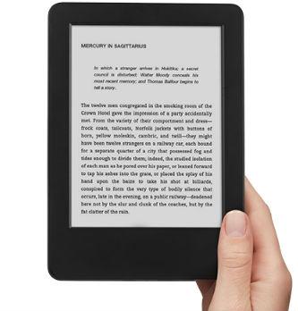 Как выполнить прошивку электронной книги